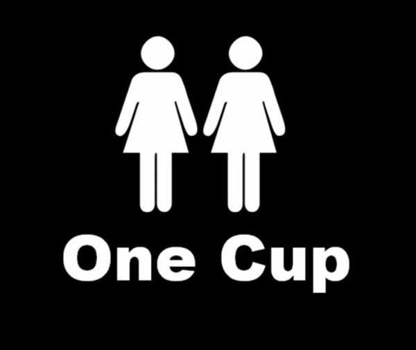 2 girls 1 cup logo